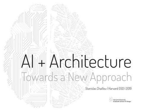 AI + Architecture | Thesis | Harvard GSD | Stanislas