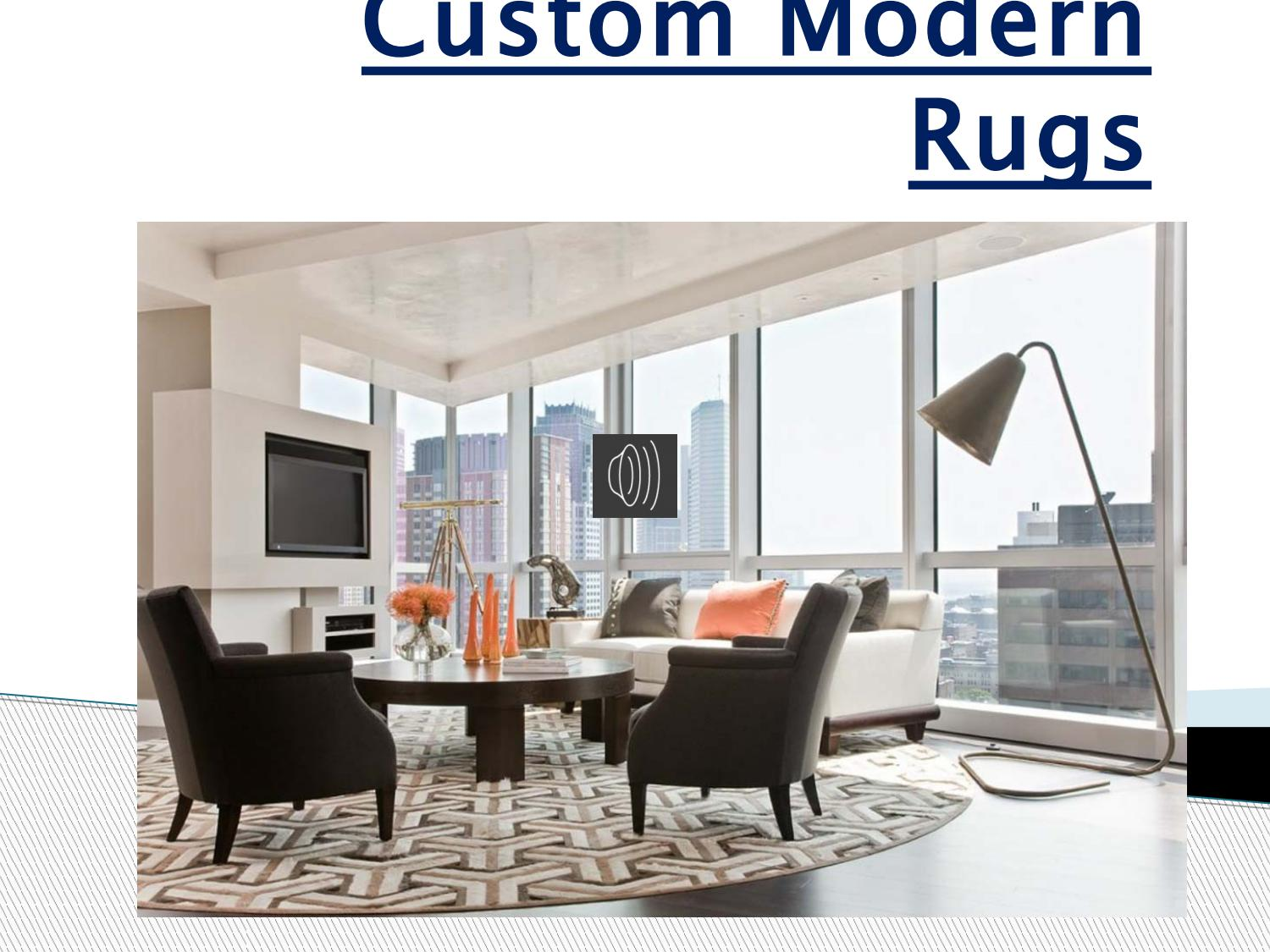 Custom Modern Rugs In Dubai By John Smith Issuu