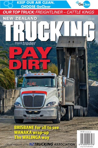 New Zealand Trucking June 2019 by NZTrucking - issuu