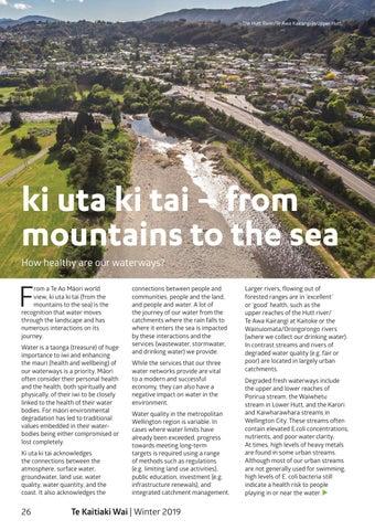 Page 28 of Ki uta ki tai - from mountains to the sea