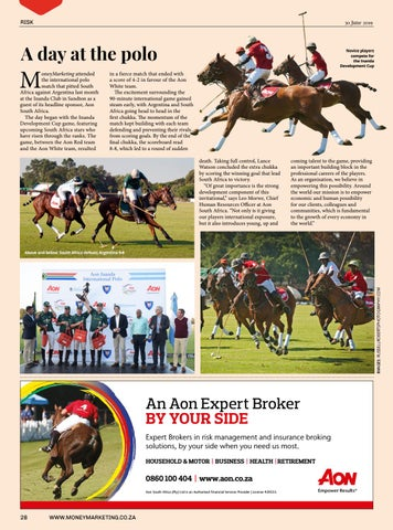 Page 28 of A day at the polo