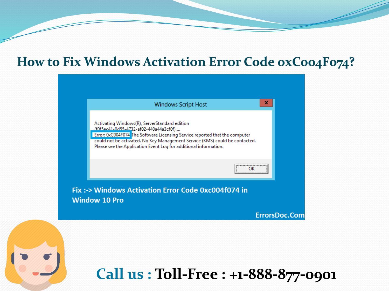 1-888-633-7151) How to Fix Windows Activation Error Code