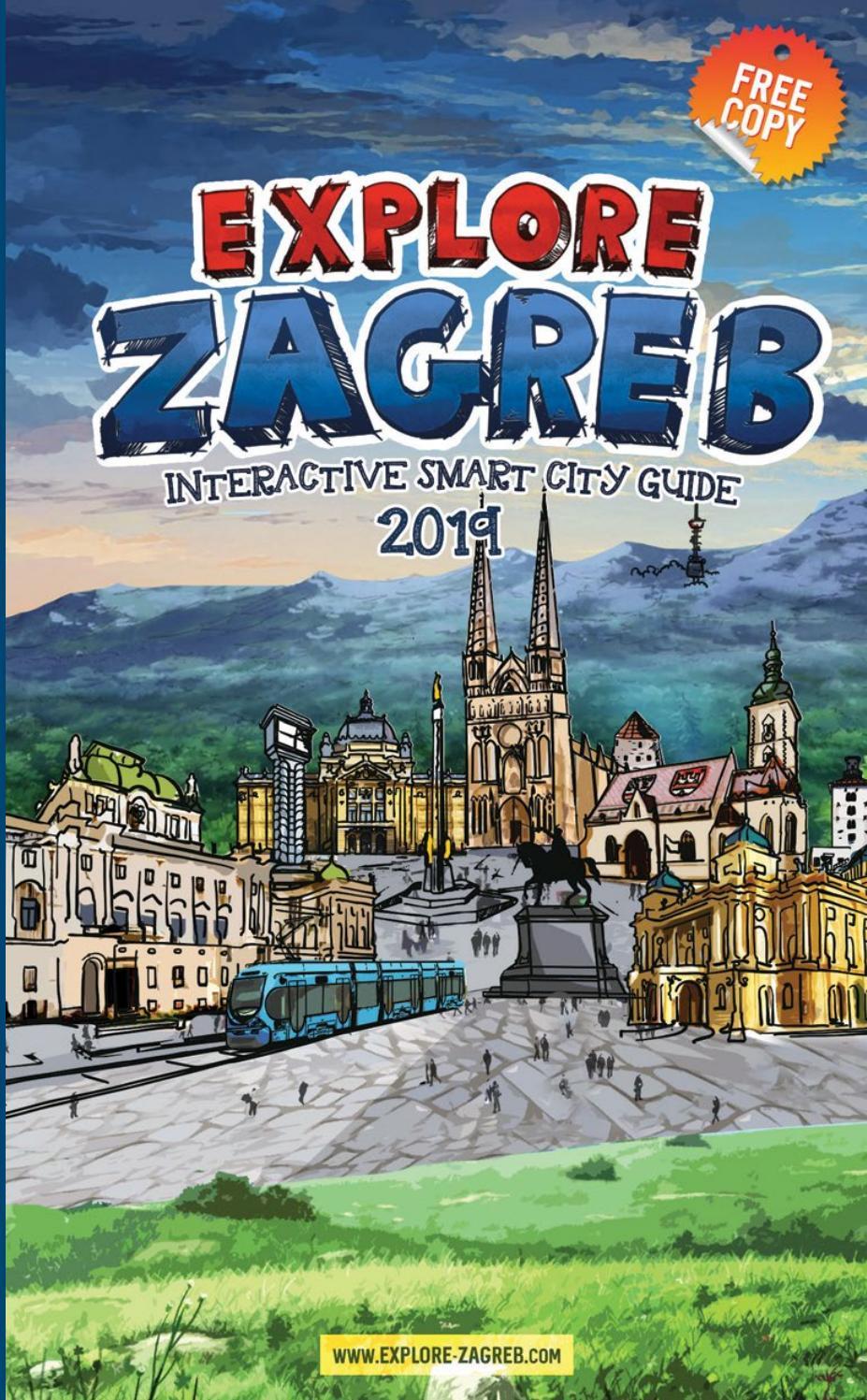 Explore Zagreb 2019 By Ivica Matas Issuu