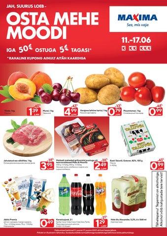 b531592db09 Maxima kliendileht nr.24 by maxima_eesti - issuu