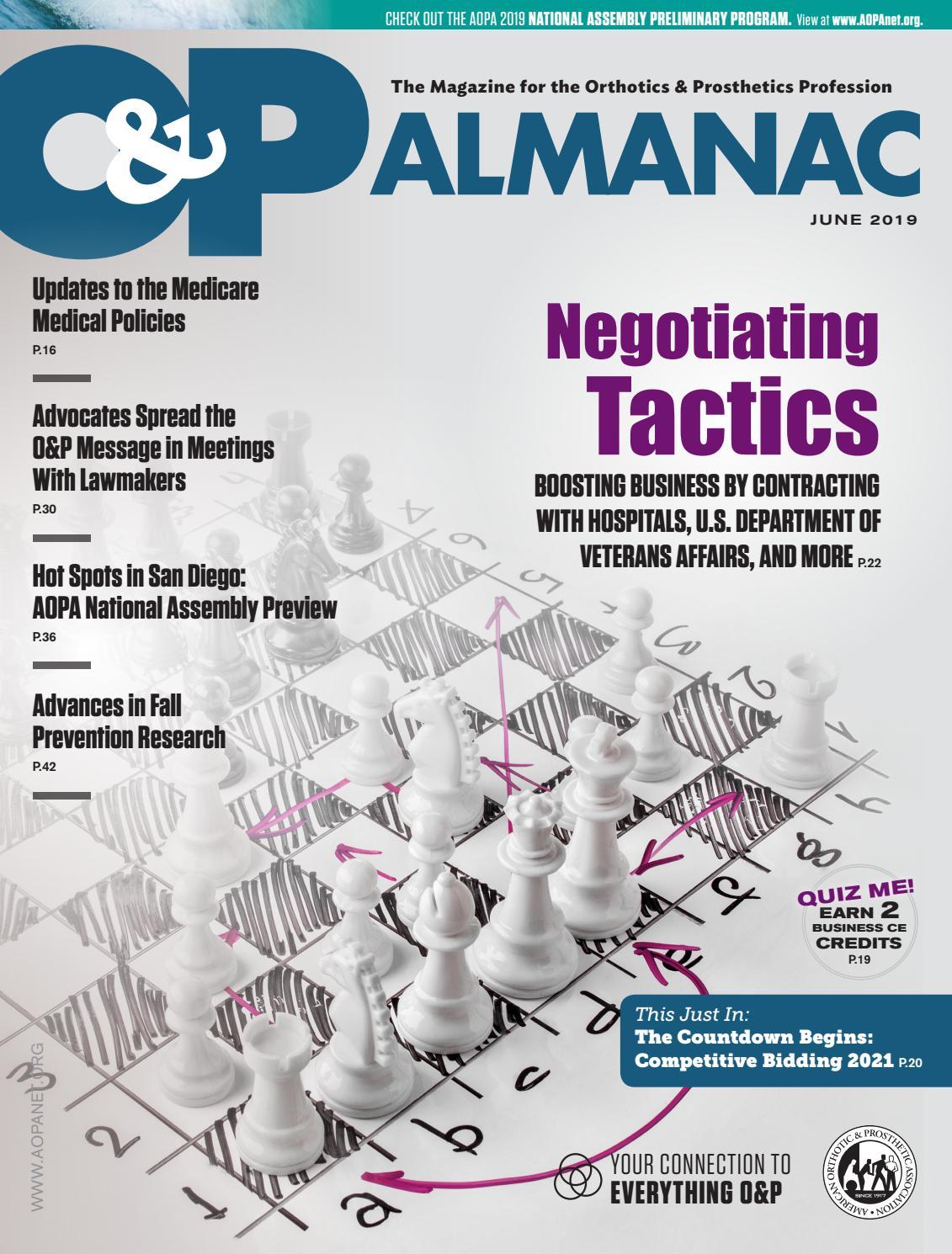 June 2019 O&P Almanac by AOPA - issuu