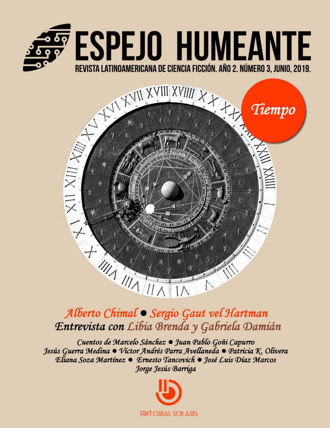 Revista Espejo Humeante, Número 3, Junio 2019 by Revista Espejo Humeante -  issuu