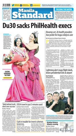 INQUIRER at 32: 'A fulfilling, noble journey with staff, readers and