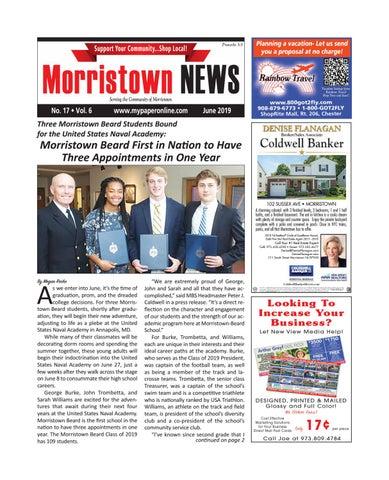 Morristown June 2019 by My Life Publications  Maljon LLC - issuu