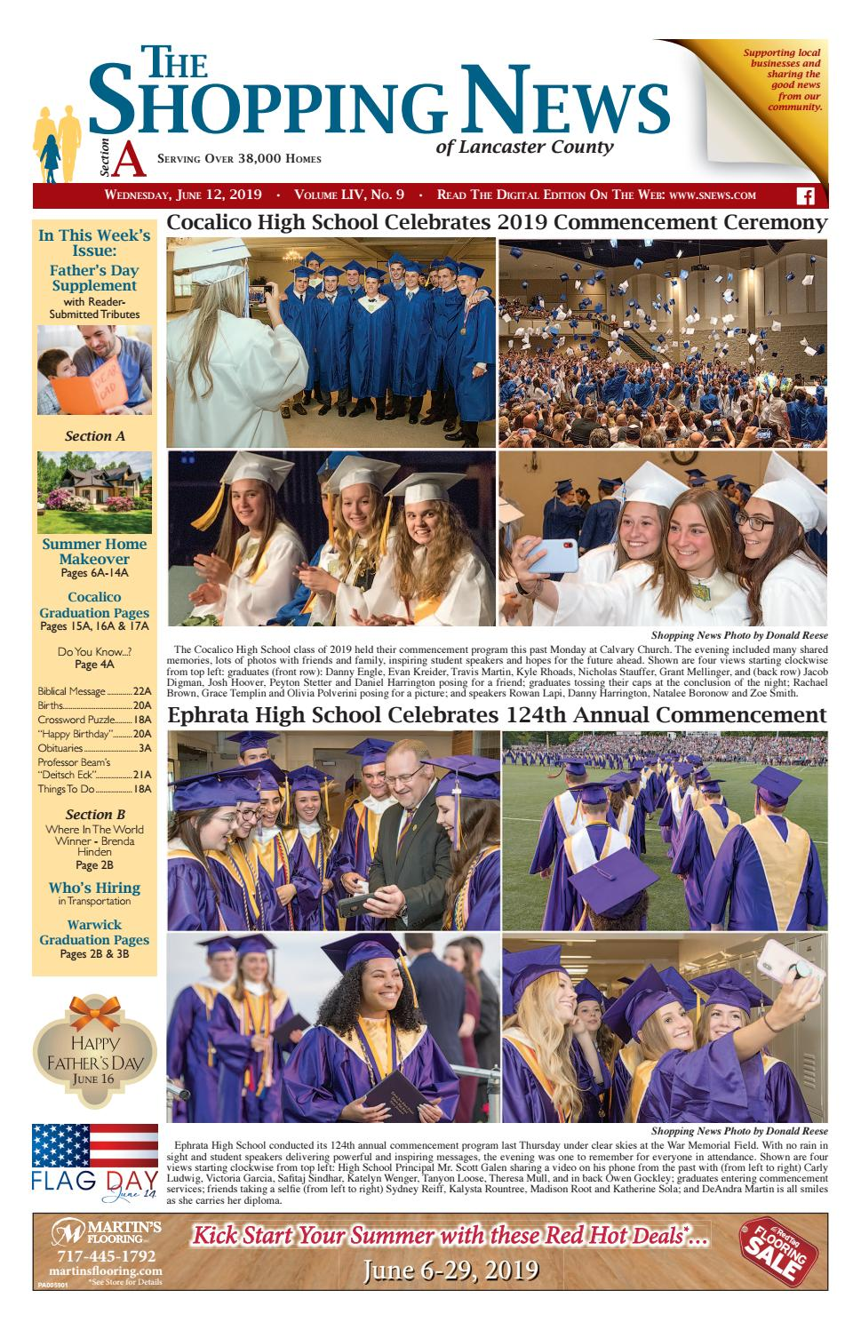 6 12 19 issue by Shopping News - issuu