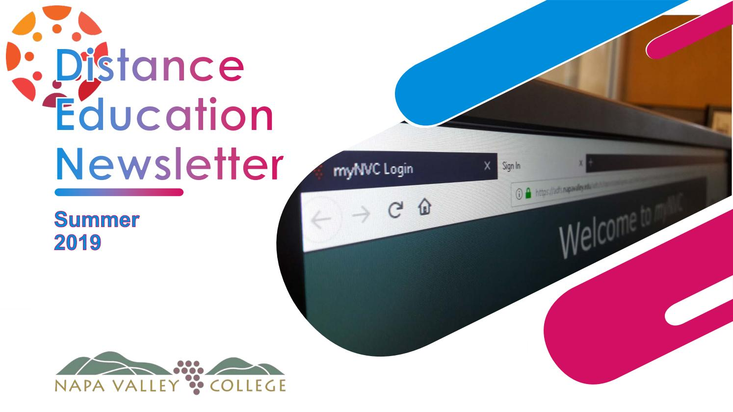Summer Newsletter 2019 by NapaValleyCollege - issuu