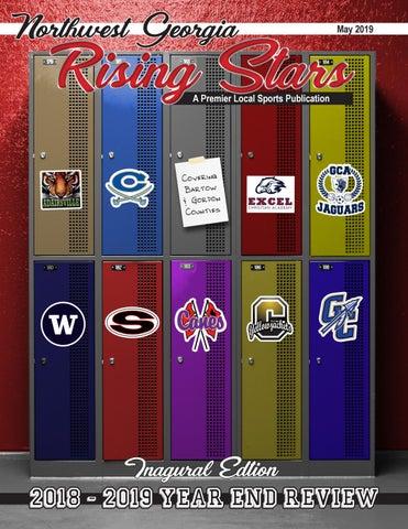 Northwest Georgia Rising Stars Inaugural Edition by hazedesign - issuu
