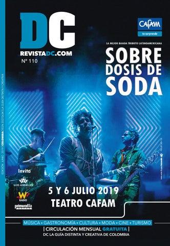 Issuu Junio 110 Edición Revista By Dc WrdBeCxo