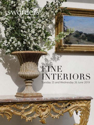 Sworders Fine Interiors Tuesday 25 And Wednesday 26 June