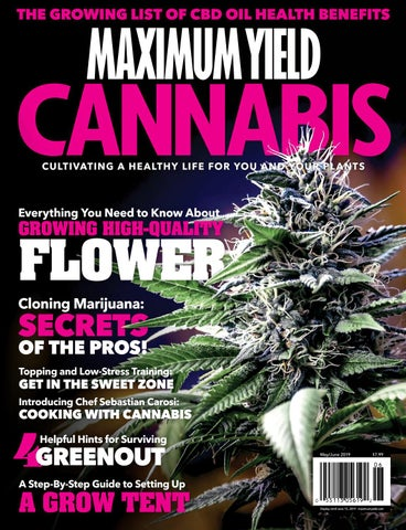 Maximum Yield Cannabis | USA Edition | Vol  02 Issue 03 2019