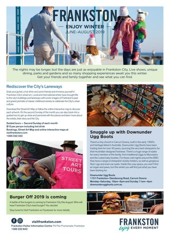 95a9a6b696f Frankston Enjoy Every Moment - Quarterly Newsletter - Winter 2019 by ...