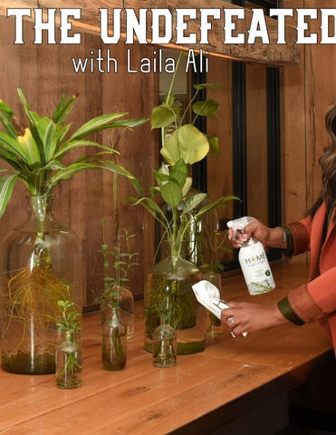 Page 40 of ATHLEISURE MAG MAY 2019 | The Undefeated with Laila Ali