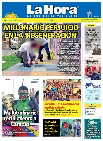 804b029186c Diario La Hora Loja 11 de Junio 2019 by Diario La Hora Ecuador - issuu