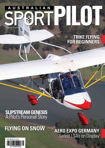 Australian Sport Pilot Magazine - June 2019 by Recreational