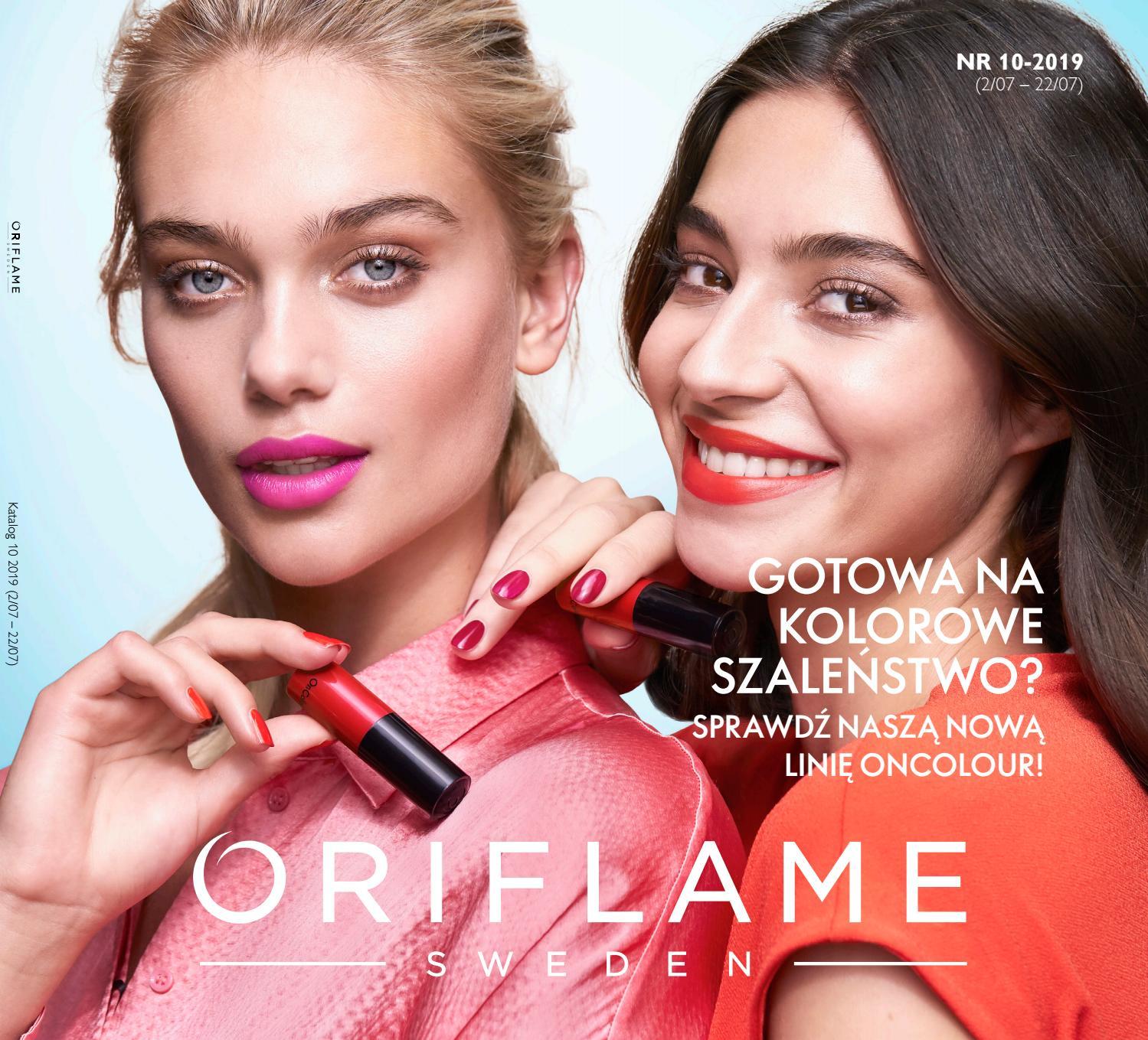 Katalog oriflame 10/2019 by Agnieszka Kowal - issuu