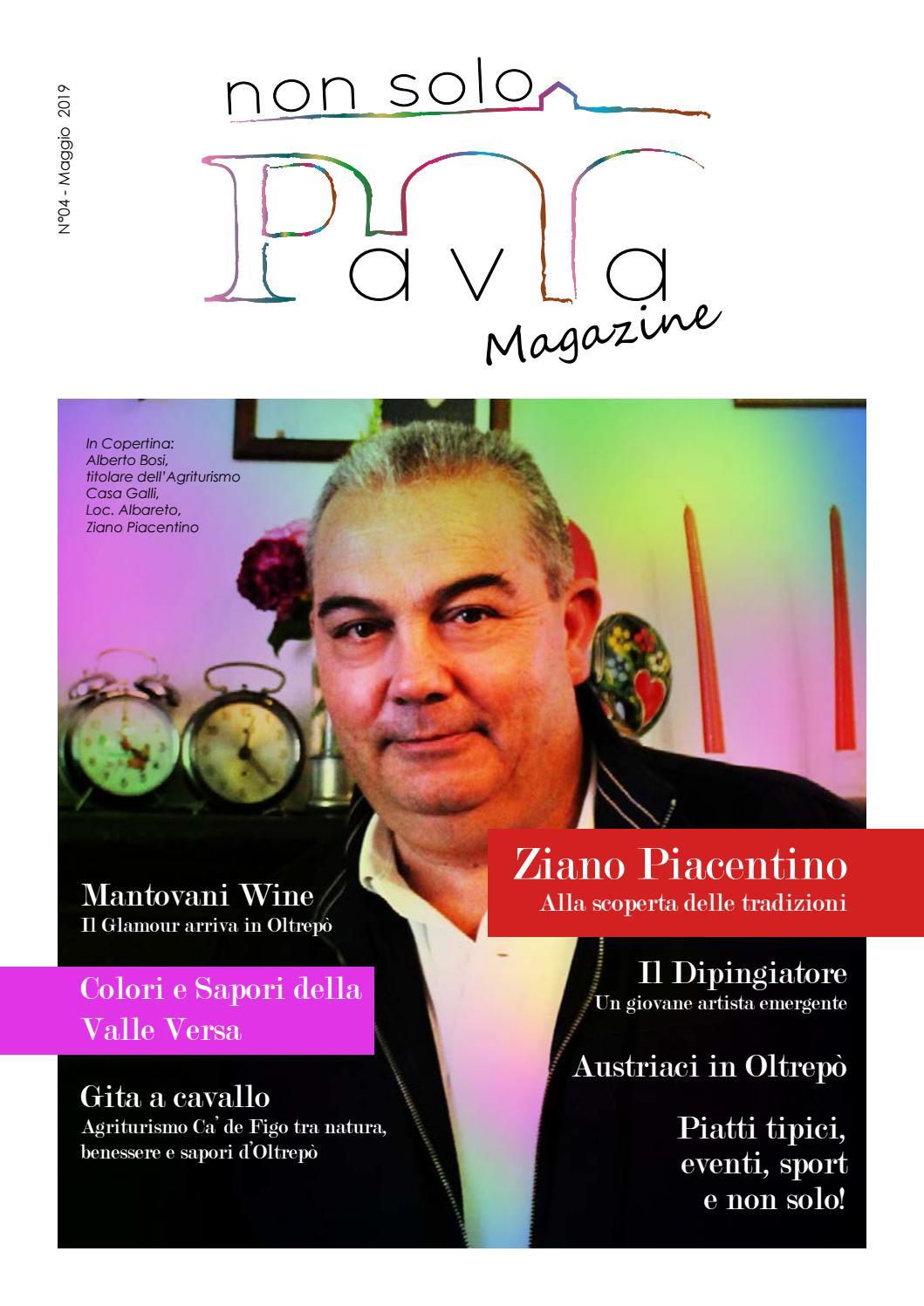 Pavia e Non Solo Magazine Maggio 2019 by Filippo Mabedo II