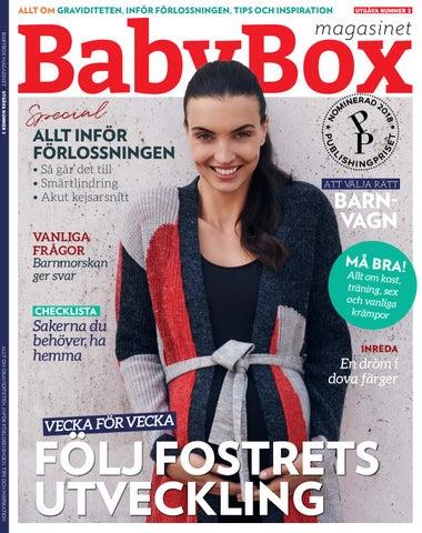 7e93adfb443 BabyBox Magasinet nr 3, 2019 by Svenska Media Docu AB - issuu