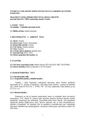 TN datovania343 priemysel dohazování