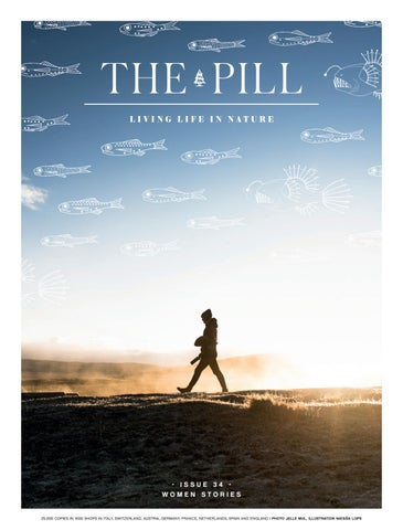 The Pill Outdoor Guide SS19 It by Hand Communication issuu