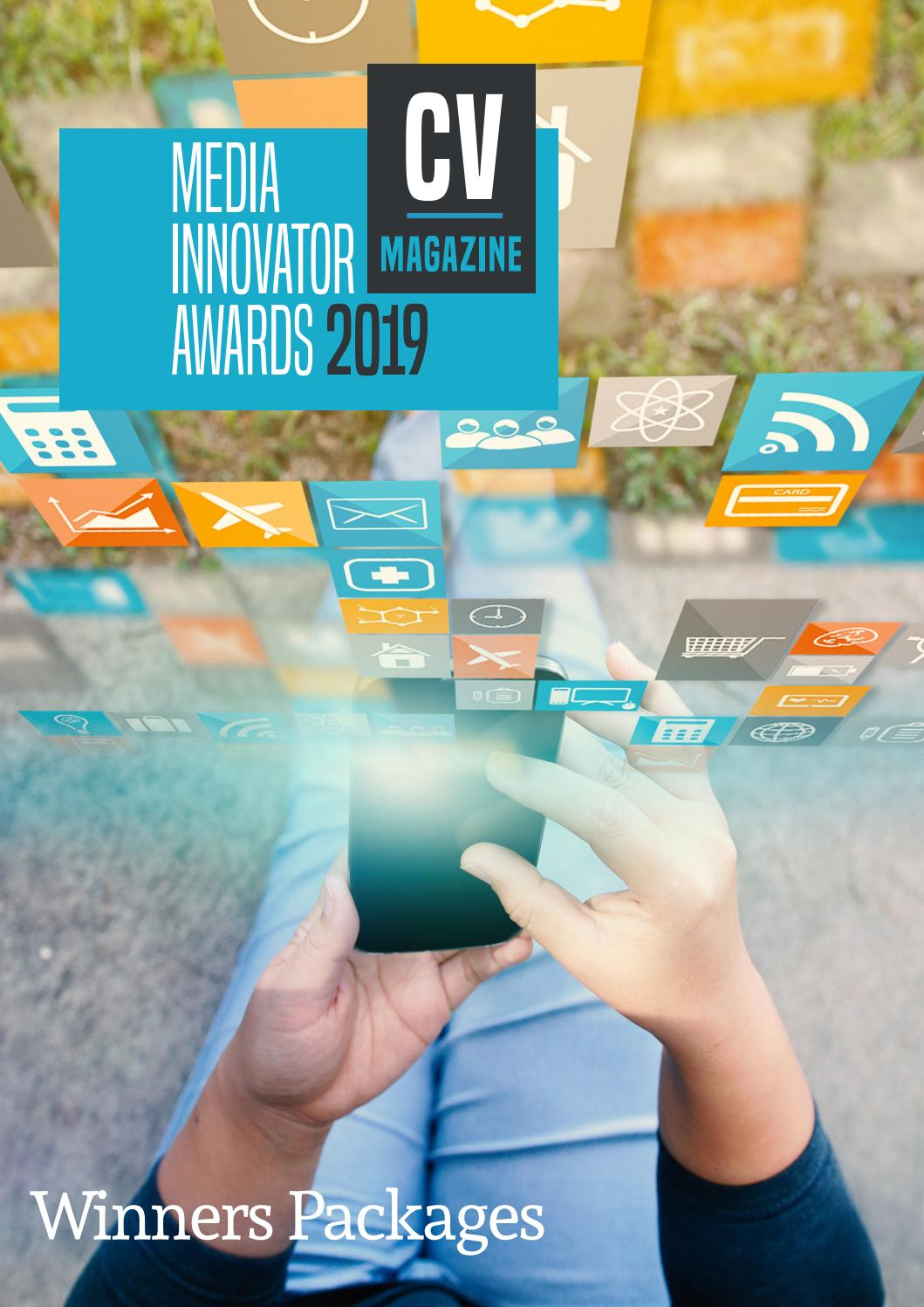 2019 Media Innovator Awards Packages by AI Global Media - issuu