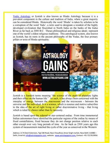 Microsoft Word - 58-Mars In Virgo by Saptarishis Astrology - issuu