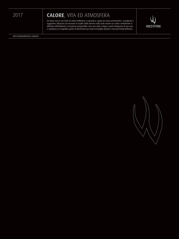 Stufa A Legna Stile Inglese westfire - 2017 - it by mediegruppen design:kommunikation