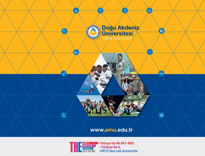 fakulteler brosuru 2019 by dervis