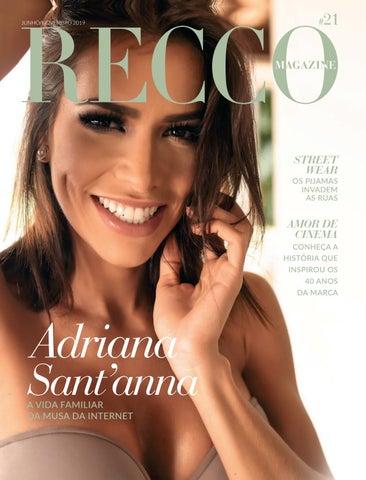4dd3dacf06d171 A Revista Recco Ed 21 2019 by Recco Lingerie - issuu