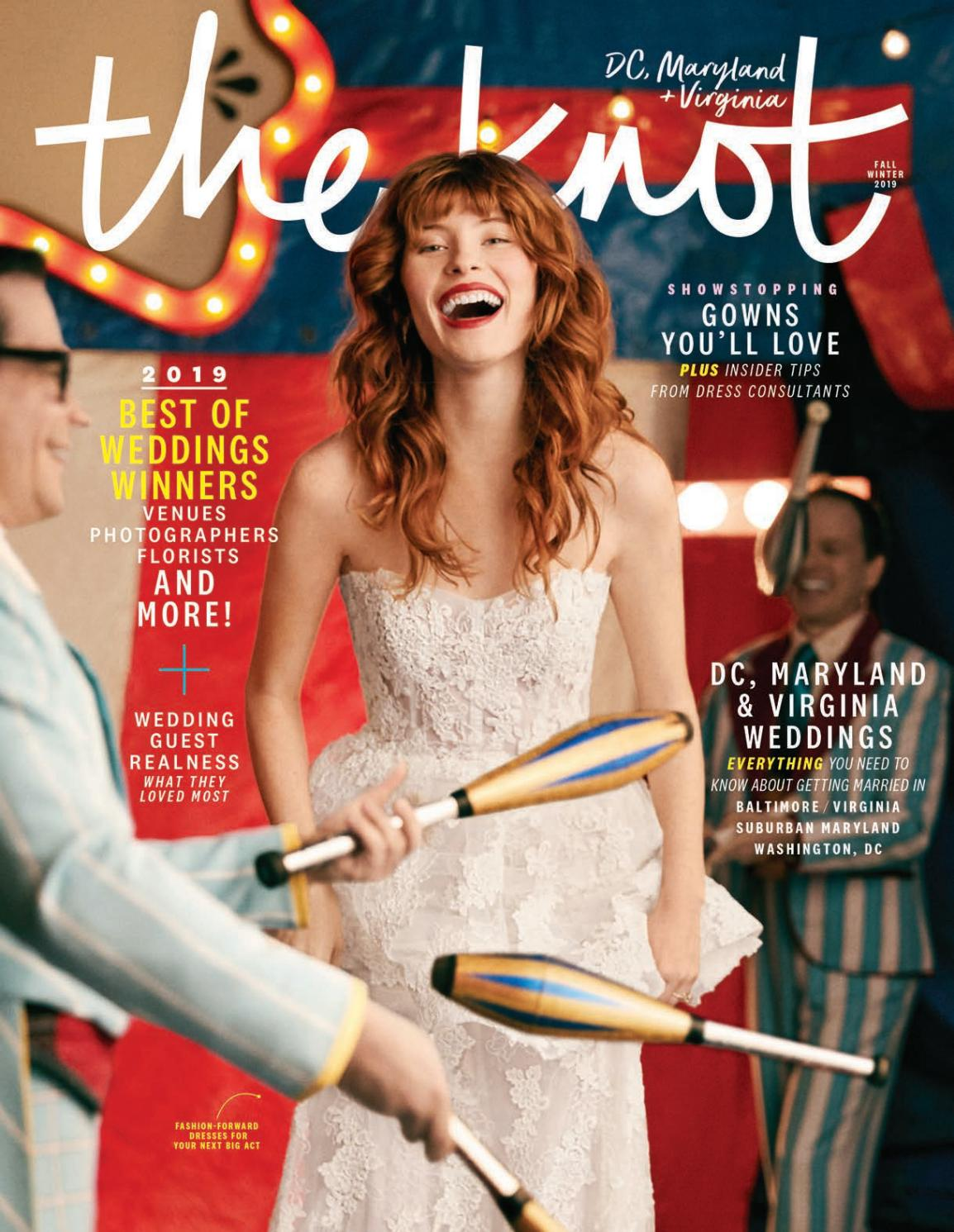 038853dd94c The Knot DC, Maryland & Virginia Fall/Winter 2019 by The Knot DC ...