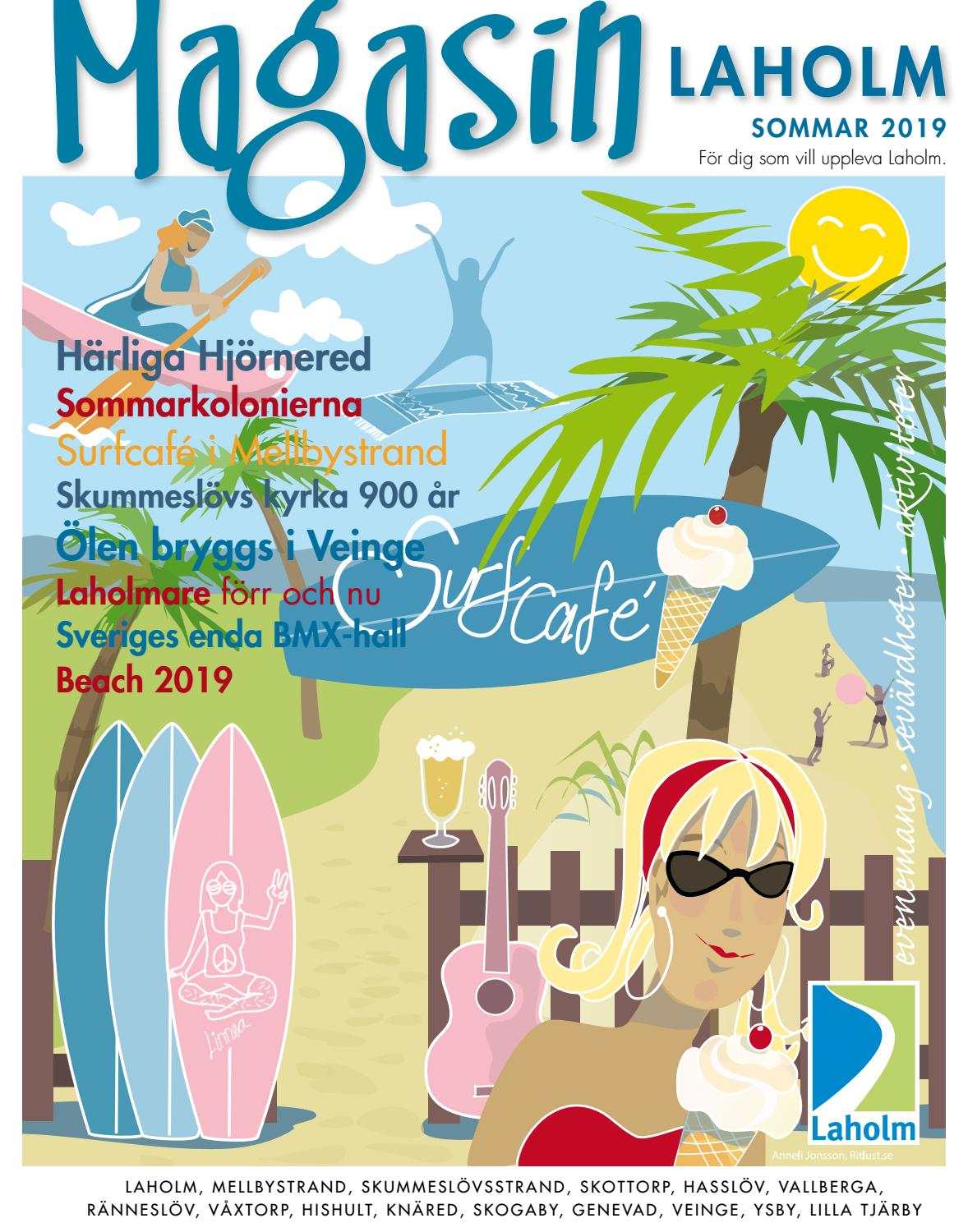 4015270f828 Magasin Laholm sommar 2019 by MacMedia - issuu