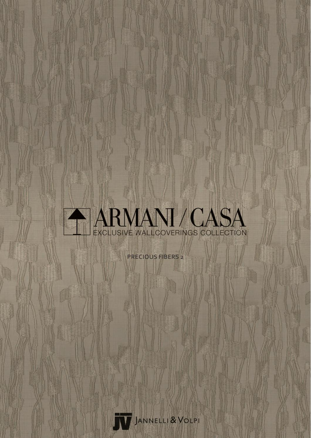 Carta Da Parati Giorgio Armani.Armani Casa Precious Fibers 2 By Svetdekorja Issuu