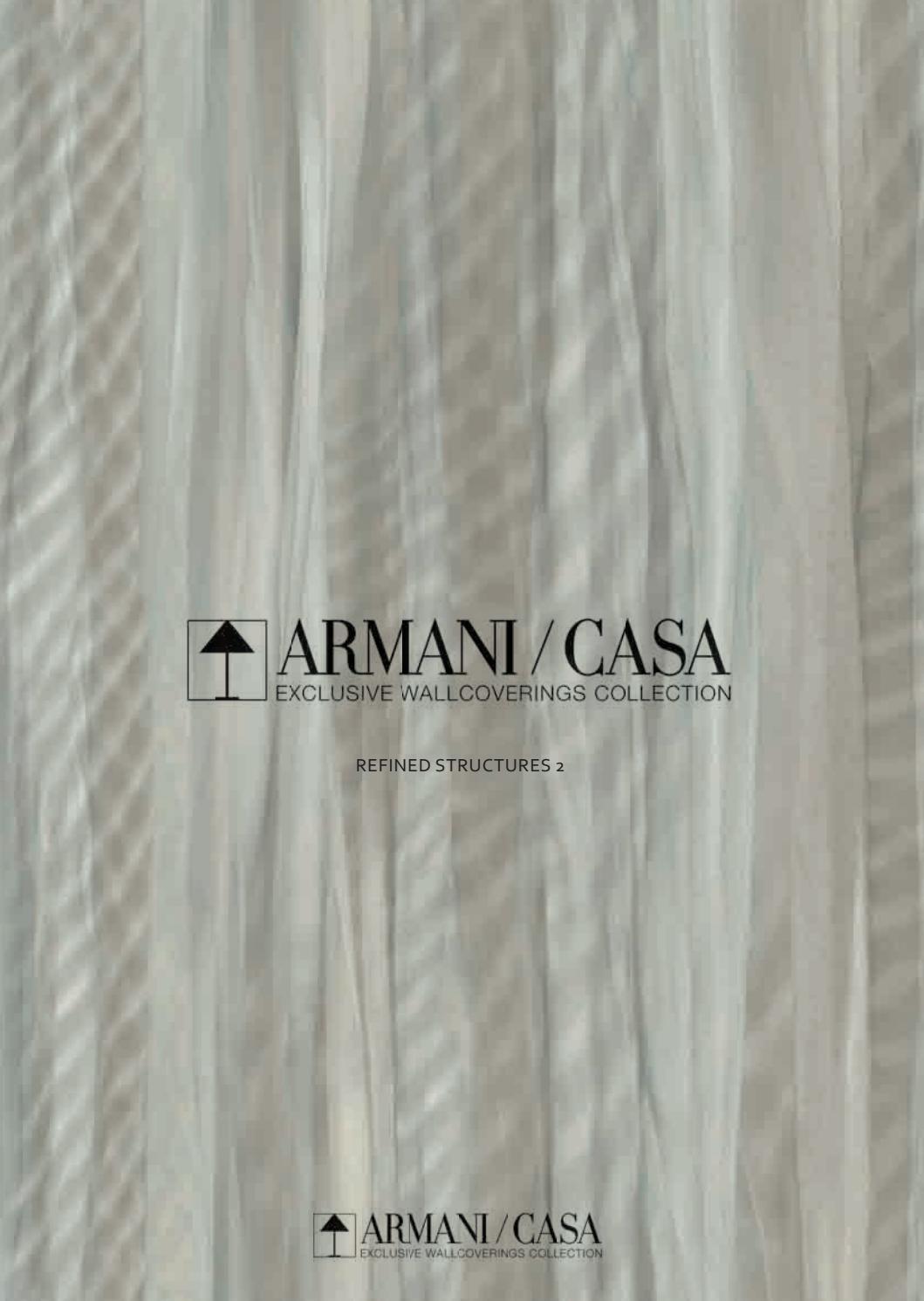 Carta Da Parati Giorgio Armani.Armani Casa Refined Structures 2 By Svetdekorja Issuu