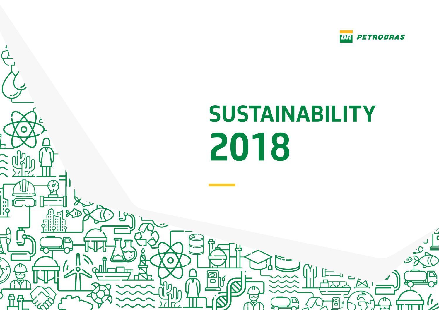 Sustainability 2018 by Petrobras - issuu