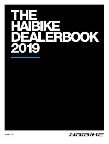 Haibike 2019