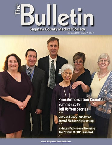 SCMS BULLETIN - May/June 2019 by SCMS Bulletin - issuu