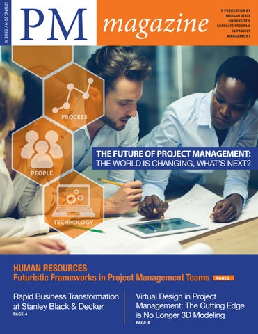 PM Magazine - Spring 2019 Issue 11 by Morgan State University - issuu