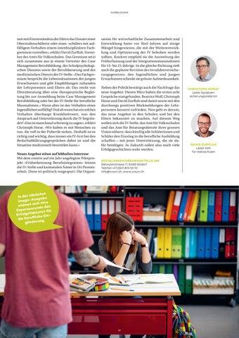 Page 19 of image 30 – SVSUri – Die Weichen Rechtzeitig stellen