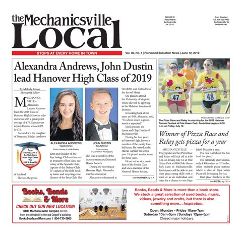 173dff3049a688 06/12/2019 by The Mechanicsville Local - issuu