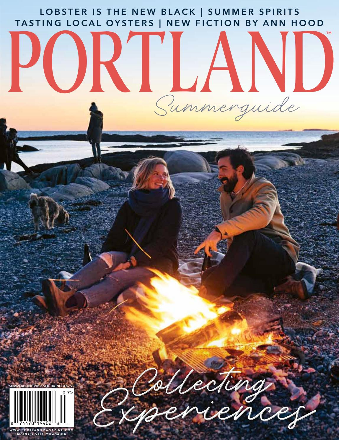 Portland Monthly Magazine July/August 2018 by