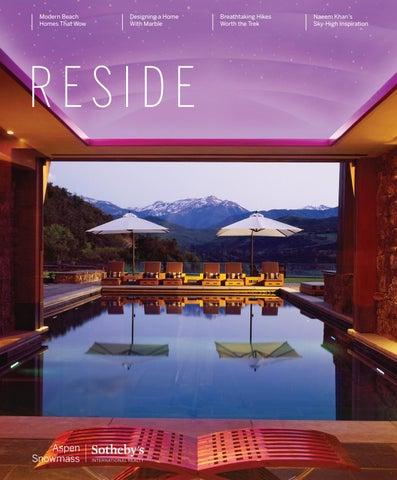 Aspen Snowmass Sotheby S International Realty Reside
