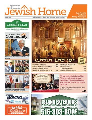 Five Towns Jewish Home - 6-6-19 by Yitzy Halpern - issuu