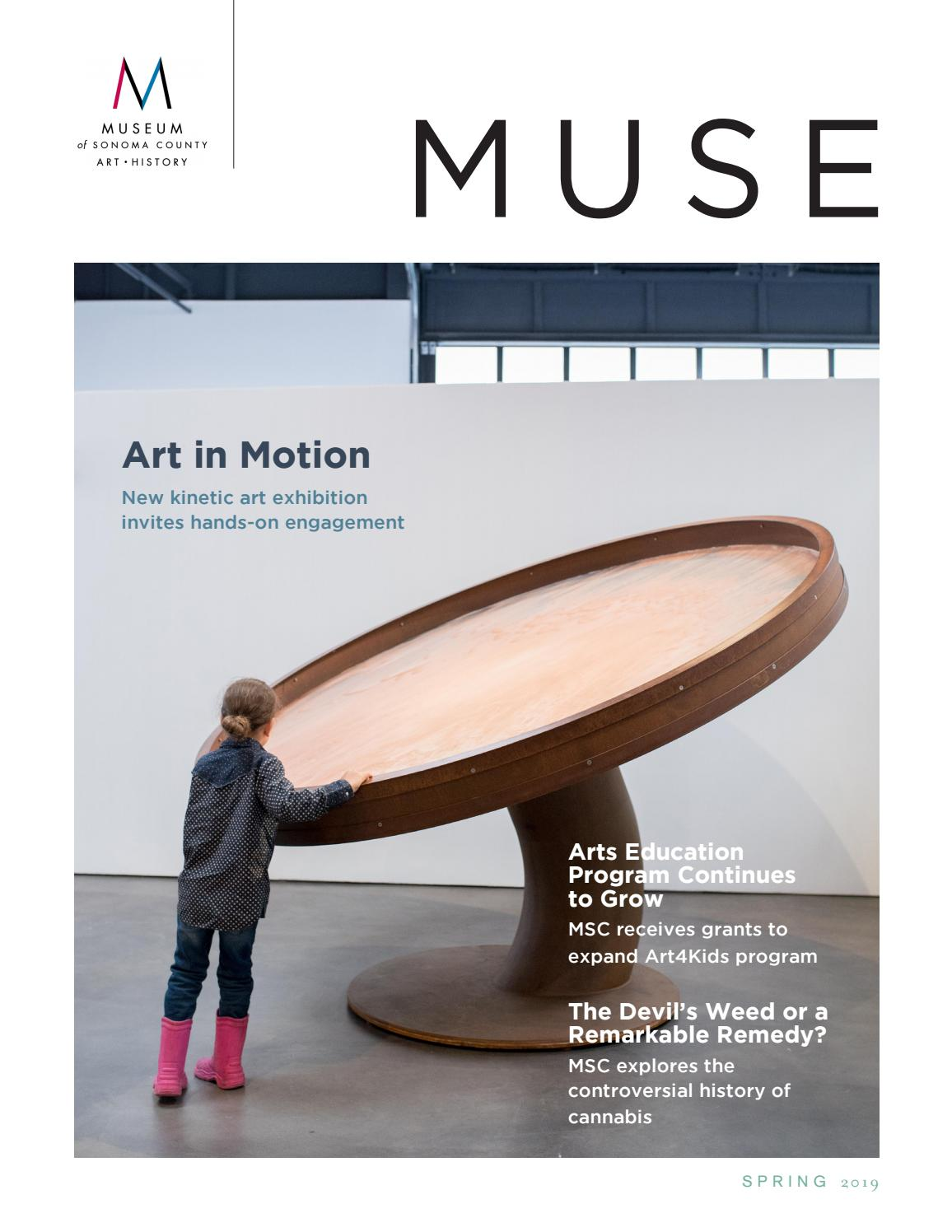 MUSE Magazine  Spring 2019 By Museumsc   Issuu