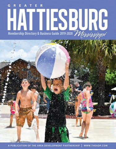 Hattiesburg MS Digital Publication - Town Square Publications