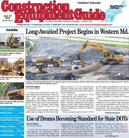 Northeast 12 June 12, 2019 by Construction Equipment Guide - issuu