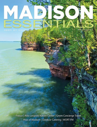 Pack Of Winter Crazed Madisonians Seek >> Madison Essentials May June 2019 By Towns Associates Issuu