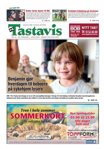 3c21ccd9 Tastavis nr. 4 juni-19 by Torstein Oliversen - issuu
